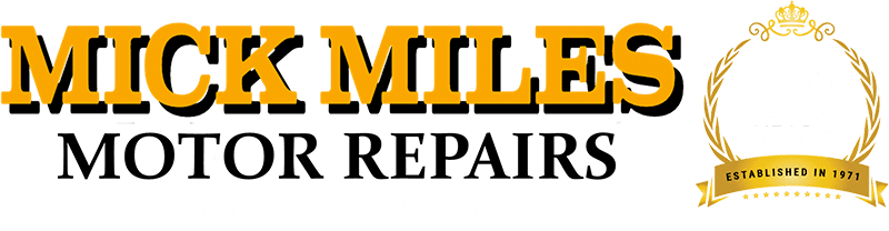 Mick Miles Motors Repairs logo