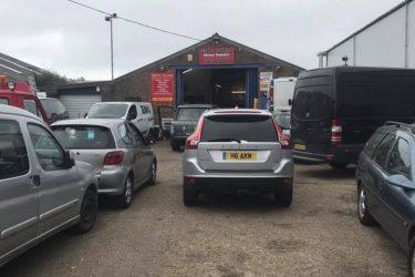 Mick Miles Motors Repairs garage